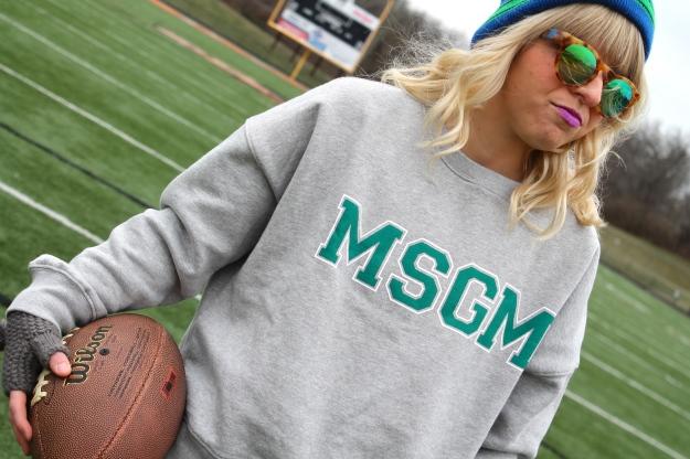 Super Bowl Style (MSGM) 1